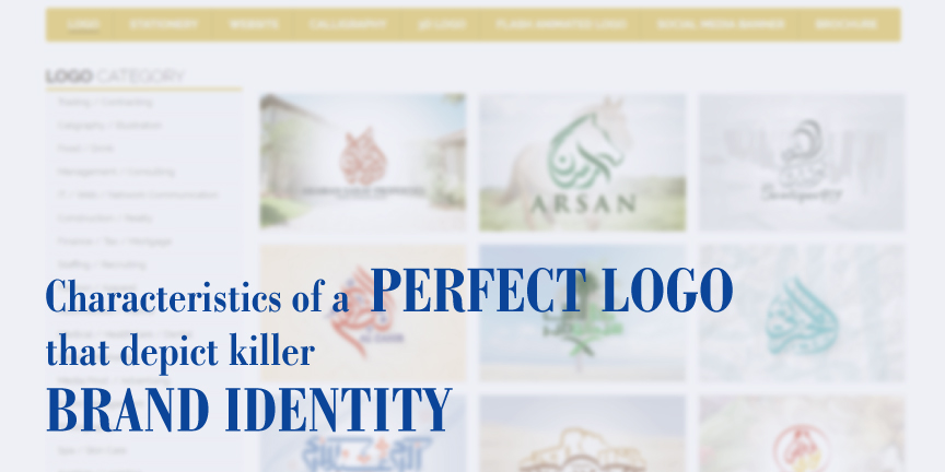 characteristics of a perfect logo design
