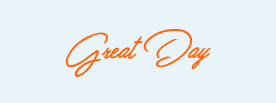 great-day-script-font