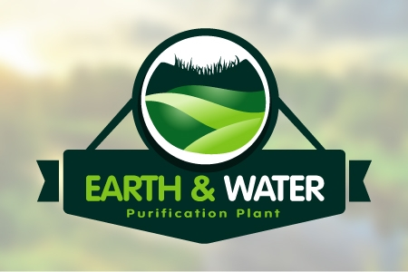 Earth & Water Logo Design