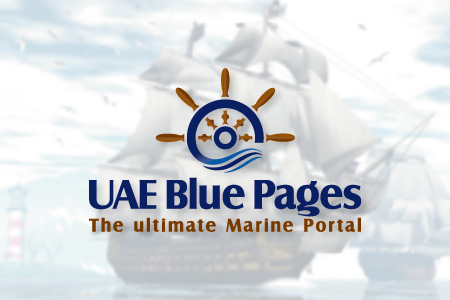 UAE Blue Pages Logo Design