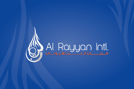 Al Rayyan Intl Logo Design