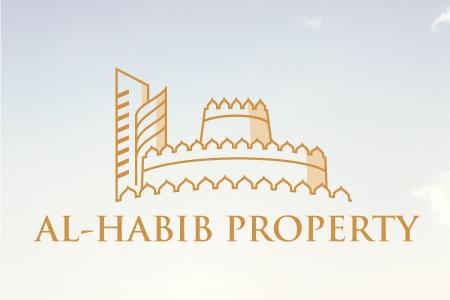 Al Habib Property Logo Design