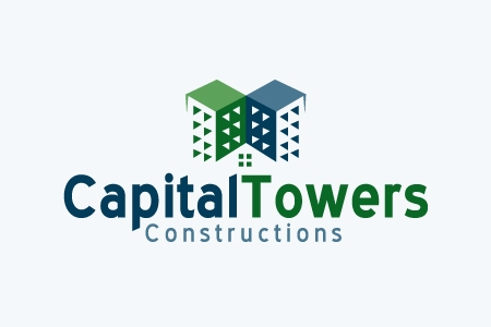 Capital Towers Logo Design