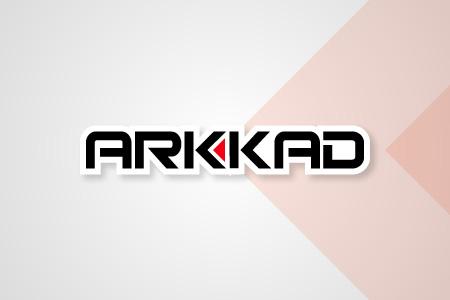 Arkkad Logo Design