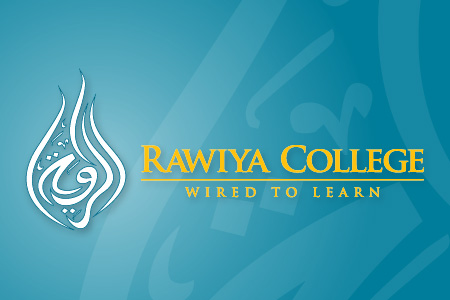 Rawiya College Logo Design