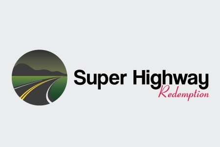 Super Highway Logo Design