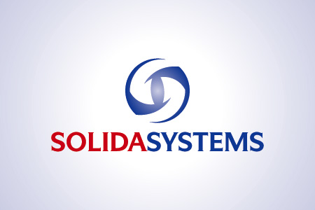 Solida Systems Logo Design