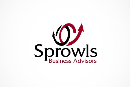 Sprowls Logo Design
