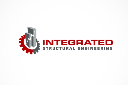Integrated Structural Engineering Logo Design