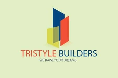 Tristyle Builders Logo Design