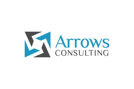 Arrows Consulting Logo Design