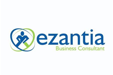 Ezantia Logo Design