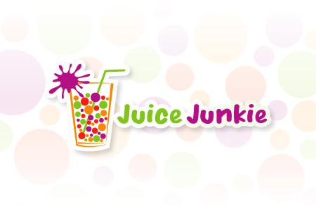 Juice Junkie Logo Design