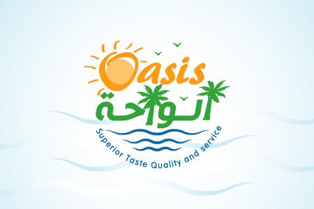 Oasis Logo Design