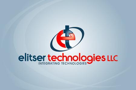 Elitser Technologies LLC Logo Design