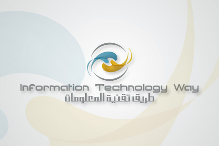 Information Technology Way Logo Design