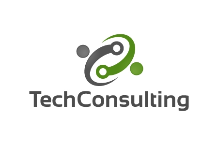 Tech Consulting Logo Design