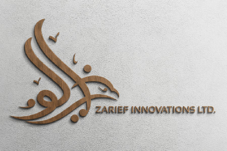 Zarief Innovations Logo Design