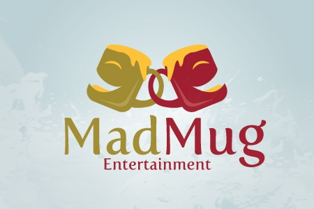 Mad Mug Logo Design