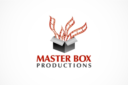 Master Box Productions Logo Design