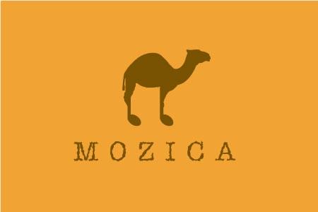 Mozica Logo Design