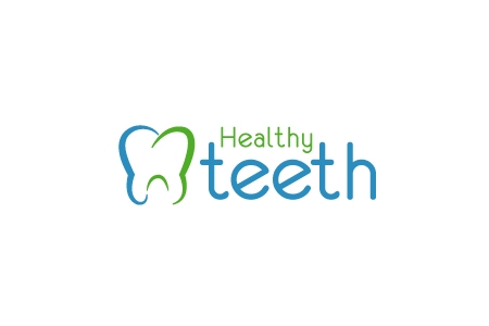 Healthy Teeth Logo Design