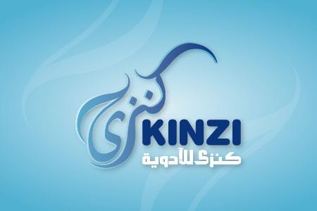 Kinzi Logo Design