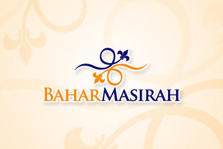 Bahar Masirah Logo Design