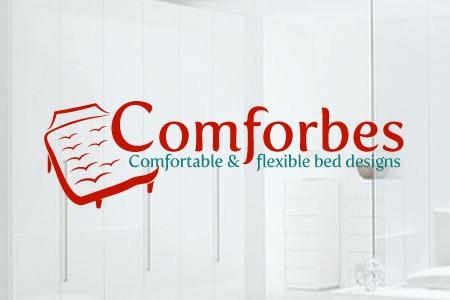 Comforbes Logo Design