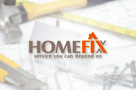 Home Fix Logo Design