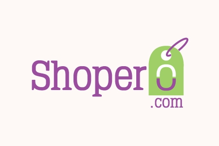 ShoperO.com Logo Design