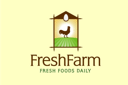 Fresh Farm Logo Design