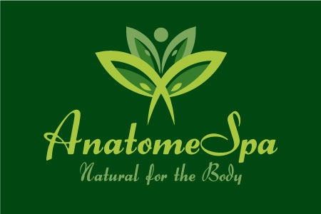 Anatome Spa Logo Design