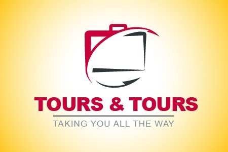 Tours & Tours Logo Design