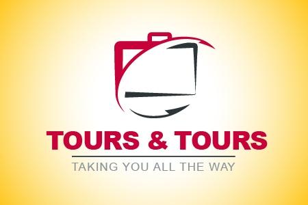 Tours & Tours Logo Design