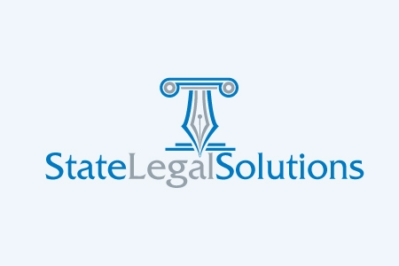 State Legal Solutions Logo Design