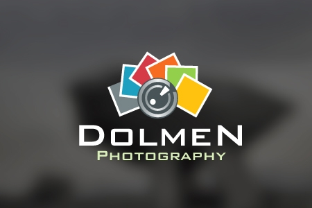 Dolmen Photography Logo Design