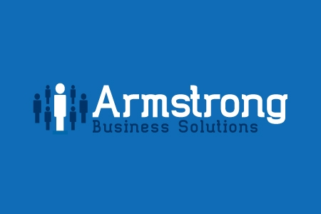 Armstrong Business Solutions Logo Design