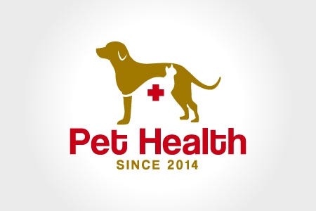 Pet Health Logo Design