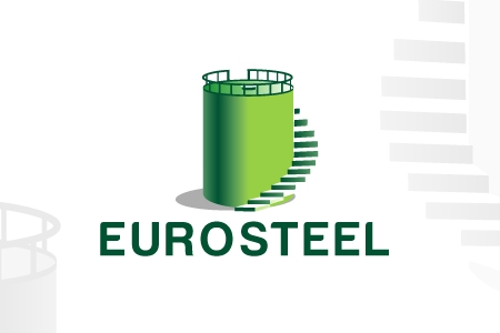 Euro Steel Logo Design