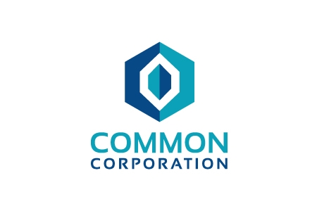 Common Corporation Logo Design