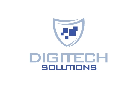 Digitech Solutions Logo Design