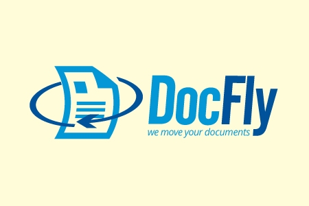 Doc Fly Logo Design