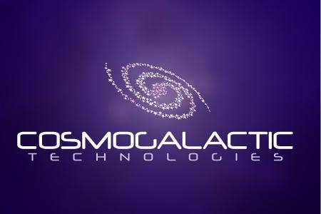 Cosmogalactic Logo Design
