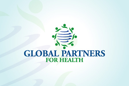 Global Partners Logo Design