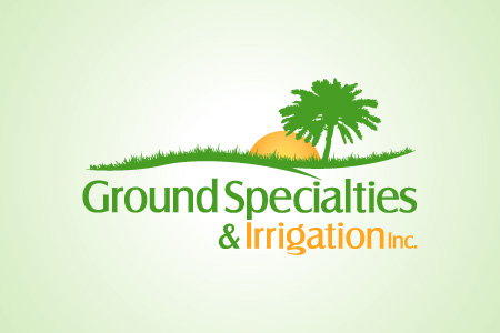 Ground Specialities Logo Design