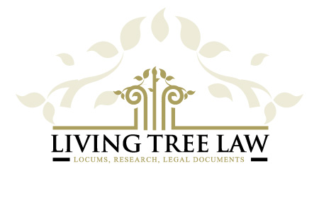 Living Tree Law Logo Design