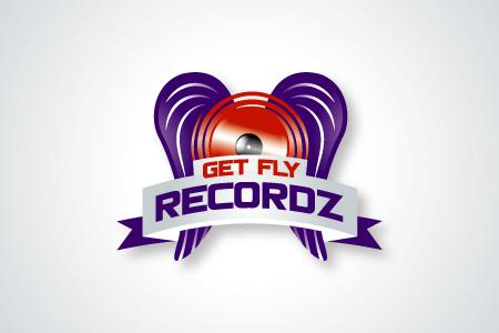 Get Fly Recordz Logo Design