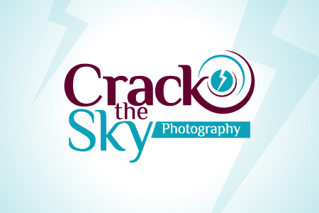 Crack The Sky Logo Design