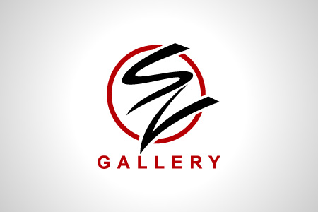 SZ Gallery Logo Design